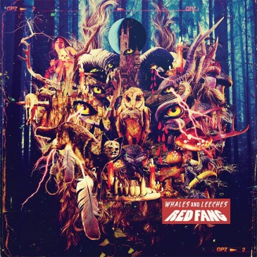 Red Fang - Whales & Leeches - Metallic Gold Vinyl 2xLP