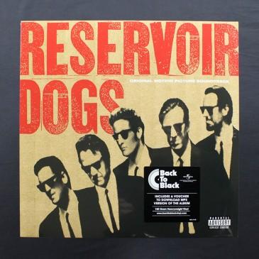 Original Motion Picture Soundtrack - Reservoir Dogs - 180g LP (Front)