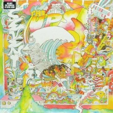 The Seven Ups - Drinking Water - LP