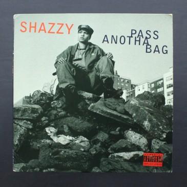 "Shazzy - Pass Anotha Bag - 12"" (used)"