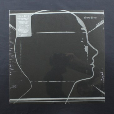 Slowdive - Slowdive (Silver vinyl) - LP