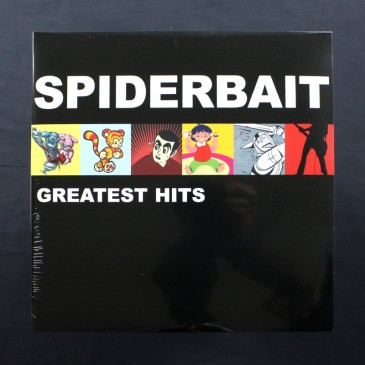 Spiderbait - Greatest Hits - 2xLP