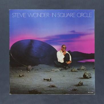 Stevie Wonder - In Square Circle- LP (used)