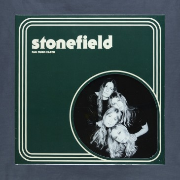 Stonefield - Far From Earth - Limited Edition Bone Coloured Vinyl LP