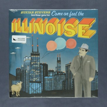 Sufjan Stevens - Sufjan Stevens Invites You To: Come On Feel The Illinoise - 2xLP