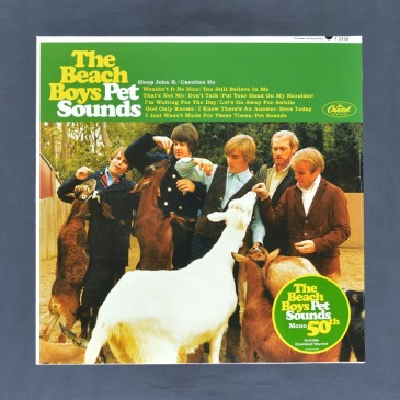 The Beach Boys - Pet Sounds (Mono) - LP