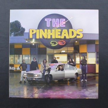 The Pinheads - The Pinheads - LP