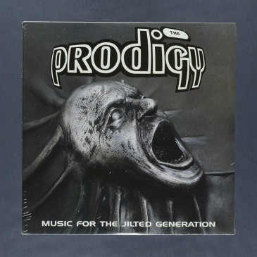 The Prodigy - Music for the Jilted Generation - 2xLP