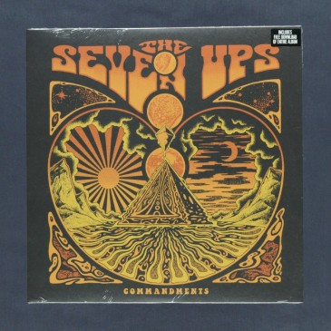The Seven Ups - Commandments - LP