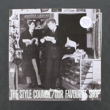 Style Council , Our Favourite Shop , LP (used) , Vinyl LP\u0027s