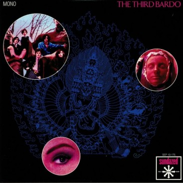 "The Third Bardo - I'm Five Years Ahead Of My Time + 5 - Blue Vinyl 10"" EP"