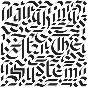 Total Control - Laughing at the System - LP