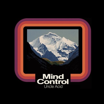 Uncle Acid & The Deadbeats - Mind Control - Orange & Black Vinyl 2xLP