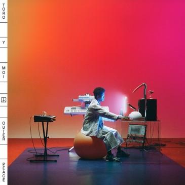 Toro Y Moi - Outer Peace - Clear Vinyl LP