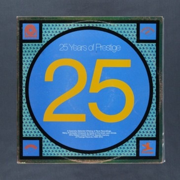 Various Artists - 25 Years of Prestige - 2xLP (used)