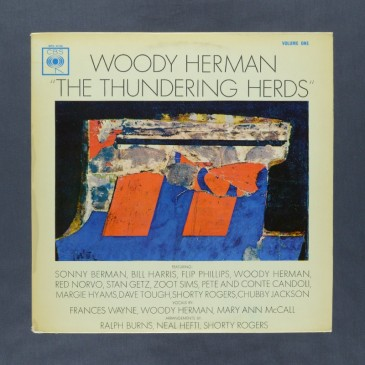 Woody Herman - The Thundering Herds - LP (used)
