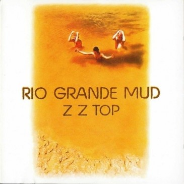 ZZ Top - Rio Grande Mud - Muddy Brown Vinyl LP
