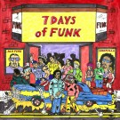 7 Days Of Funk - 7 Days Of Funk - LP