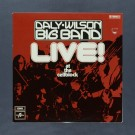 Daly-Wilson Big Band - Live! At The Cellblock - LP (used)