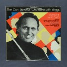 Don Burrows Orchestra with strings - Someone Who Cares - LP (used)