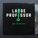 """Large Professor - Key To The City (clear vinyl) - 12"""" (used)"""