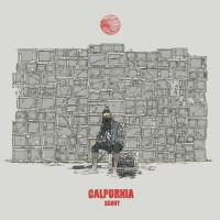 "Calpurnia - Scout - Swimming Pool Blue 12"" EP"