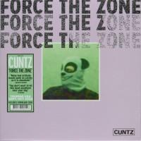 Cuntz - Force The Zone - LP