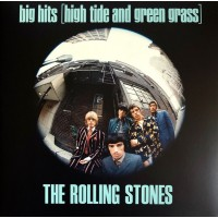 The Rolling Stones - Big Hits (High Tide and Green Grass) - 2019 RSD Mono 180g Green Vinyl LP