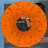 O.R.B. - The Space Between - Blood Moon Vinyl - LP