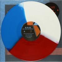 O.R.B. - The Space Between - Bone Water Blood Vinyl - LP