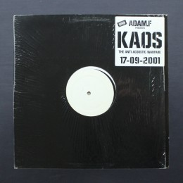 "Adam.F - Smash Sumthin' / Dirty Harry's Revenge - 12"" (used)"