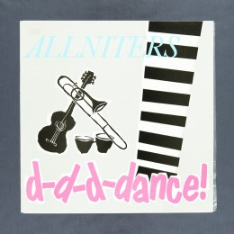 Allniters - D-D-D-Dance - LP (used)