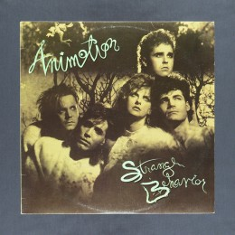 Animotion - Strange Behaviour - LP (used)