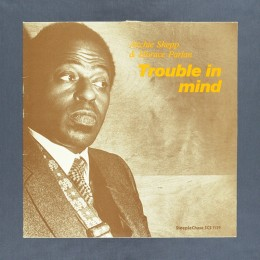 Archie Shepp & Horace Parlan - Trouble in Mind - LP (used)