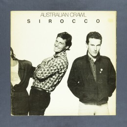 Australian Crawl - Sirocco - LP (used)