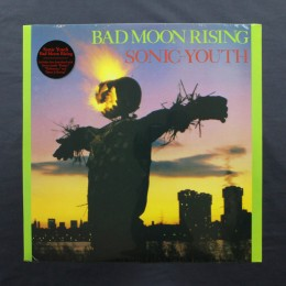 Sonic Youth - Bad Moon Rising - LP (Front)