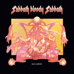 Black Sabbath - Sabbath Bloody Sabbath - LP