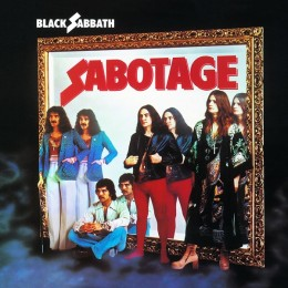 Black Sabbath - Sabotage - LP