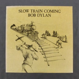 Bob Dylan - Slow Train Coming - LP (used)