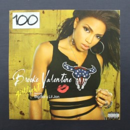 "Brooke Valentine - Girlfight - 12"" (used)"