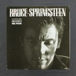 "Bruce Springsteen - Brilliant Disguise - 12"" (used)"