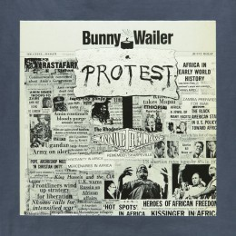 Bunny Wailer - Protest - LP (used)