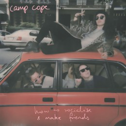 Camp Cope - How To Socialise and Make Friends - Red and Pink coloured vinyl LP