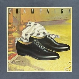 Champaign - How 'Bout Us- LP (used)