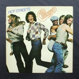 Chicago - Hot Streets - LP (used)