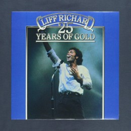 Cliff Richard - 25 Years Of Gold - LP (used)