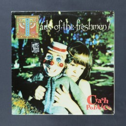 Crash Politics - Tails of the Freshmen? - Green Vinyl LP (used)