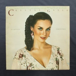 Crystal Gayle - Classic Crystal - LP (used)