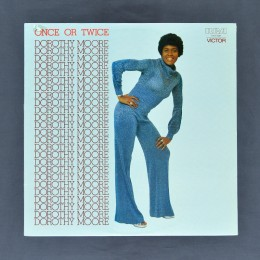 Dorothy Moore - Once Or Twice - LP (used)