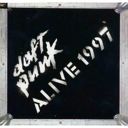 Daft Punk - Alive 1997 - 180g LP